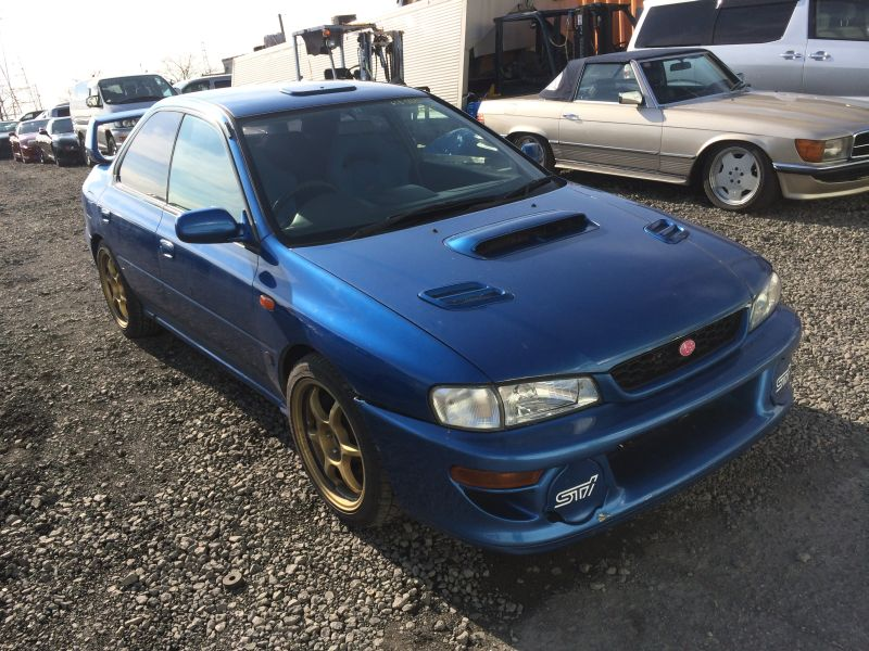 subaru impreza 1999 used for sale. Black Bedroom Furniture Sets. Home Design Ideas