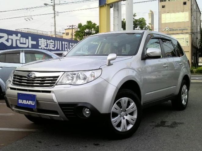 subaru forester suv 2008 used for sale. Black Bedroom Furniture Sets. Home Design Ideas