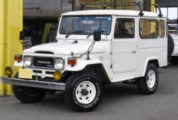 Used Toyota Land Cruiser 40