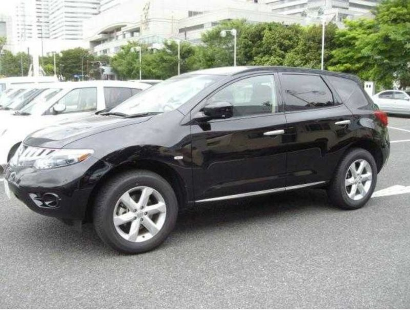 nissan murano 2010 used for sale. Black Bedroom Furniture Sets. Home Design Ideas