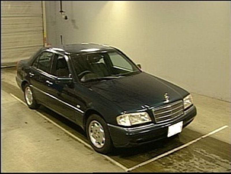 Mercedes benz c230 1997 used for sale for C230 mercedes benz