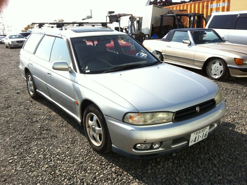 subaru legacy wagon 1998 used for sale. Black Bedroom Furniture Sets. Home Design Ideas