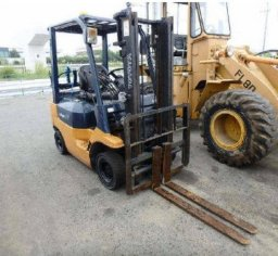 Used Toyota Fork Lift
