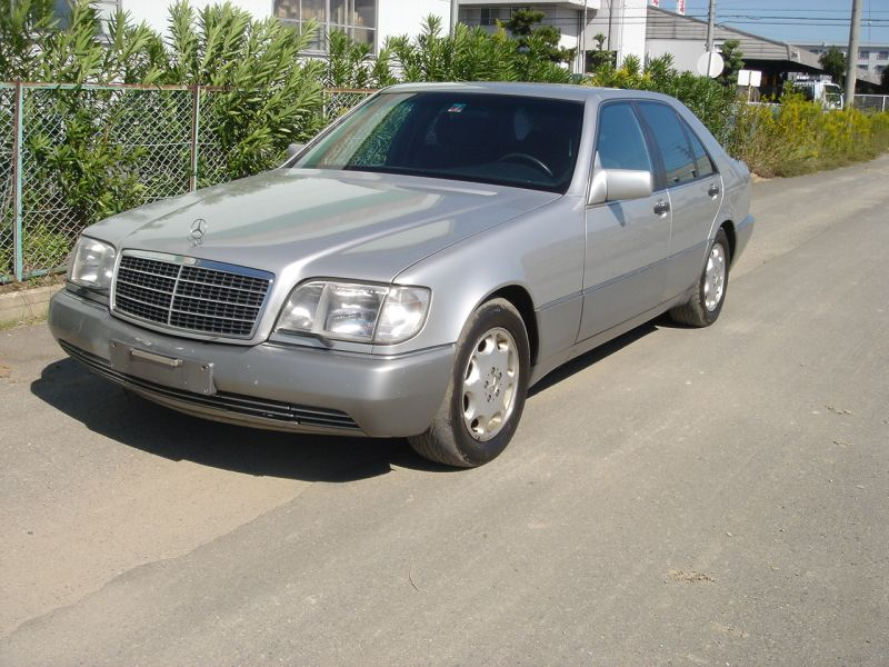 Mercedes benz 500se 500se 1995 used for sale for Mercedes benz partners