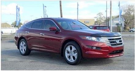 Honda accord crosstour 2010 used for sale for Used honda crosstour for sale