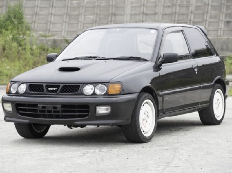 Toyota Starlet Gt Turbo 1993 Used For Sale