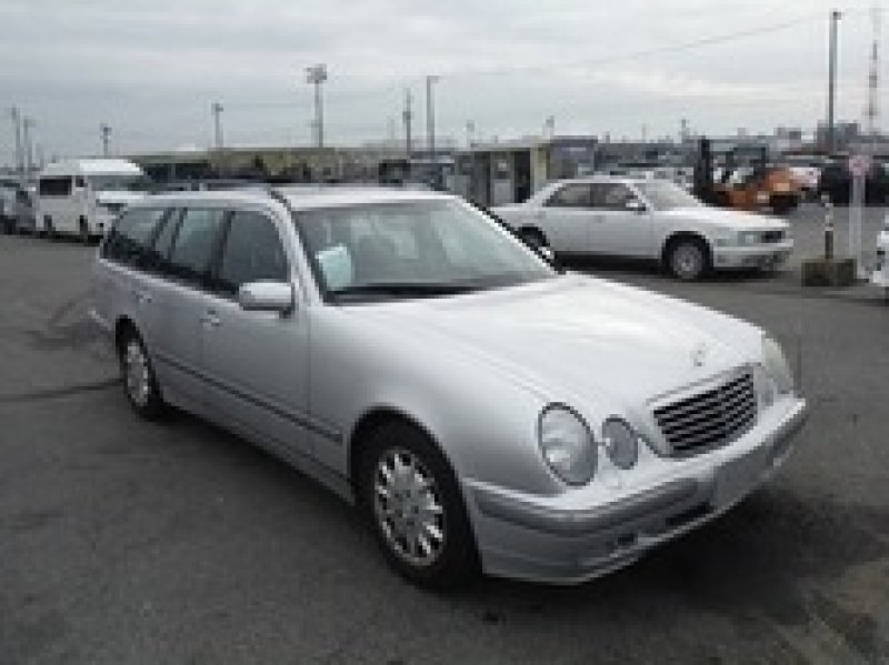 Mercedes benz e240 touring wagon 2001 used for sale for E240 mercedes benz