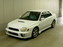 Subaru Impreza WRX used car