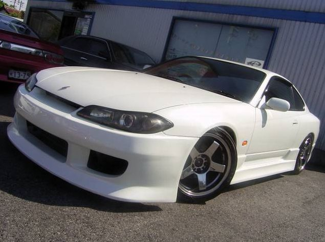 Nissan Silvia Spec R 2000 Used For Sale