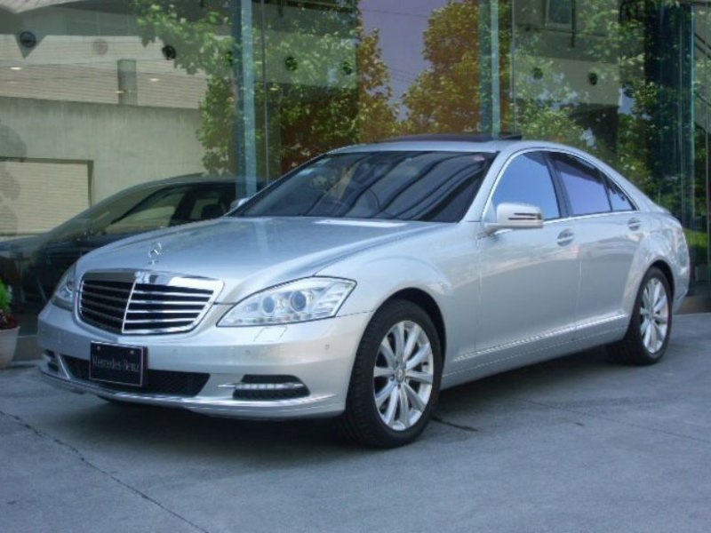 mercedes benz s550 2010 used for sale