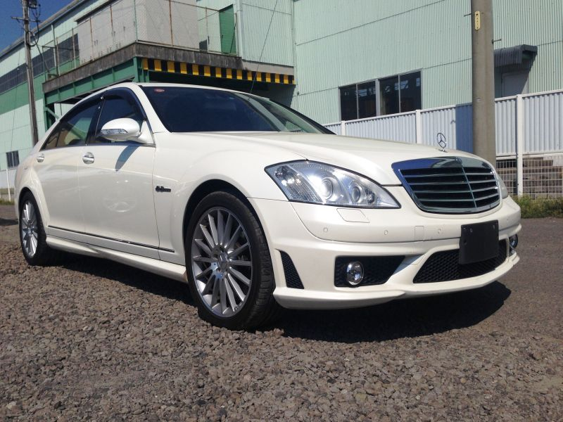 mercedes benz amg s63l designo 2009 used for sale. Black Bedroom Furniture Sets. Home Design Ideas