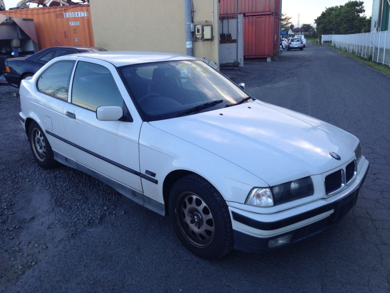 Used Subaru Impreza Hatchback >> BMW 318Ti , 1995, used for sale