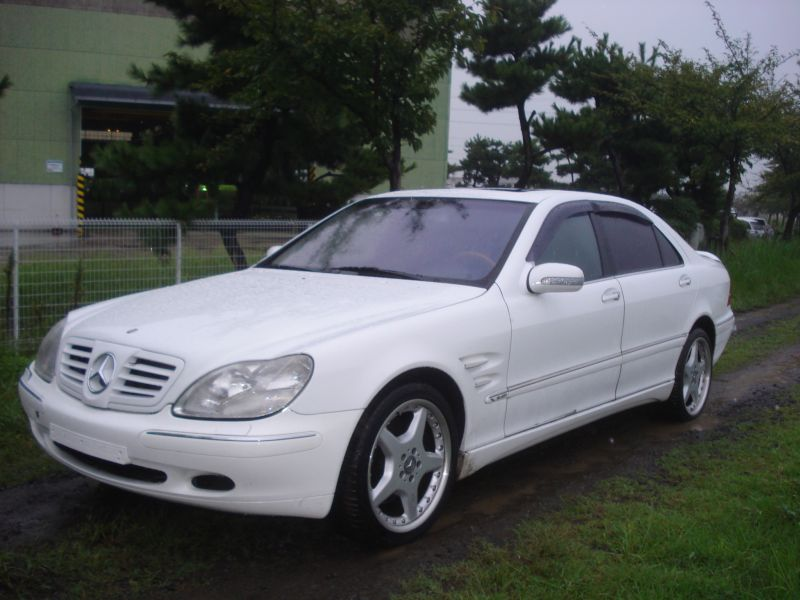 Mercedes benz s600l s600l limouzine 2000 used for sale for Mercedes benz s600l