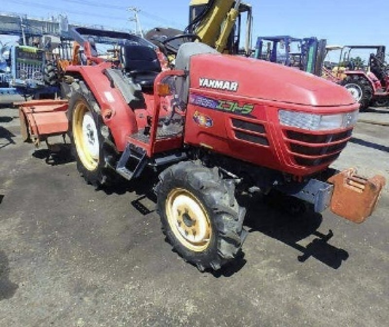 Yanmar Tractor AF326, N/A, used for sale