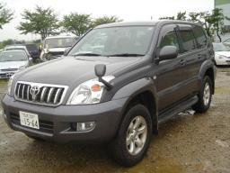 Toyota LAND CRUISER PRADO TX TURBO