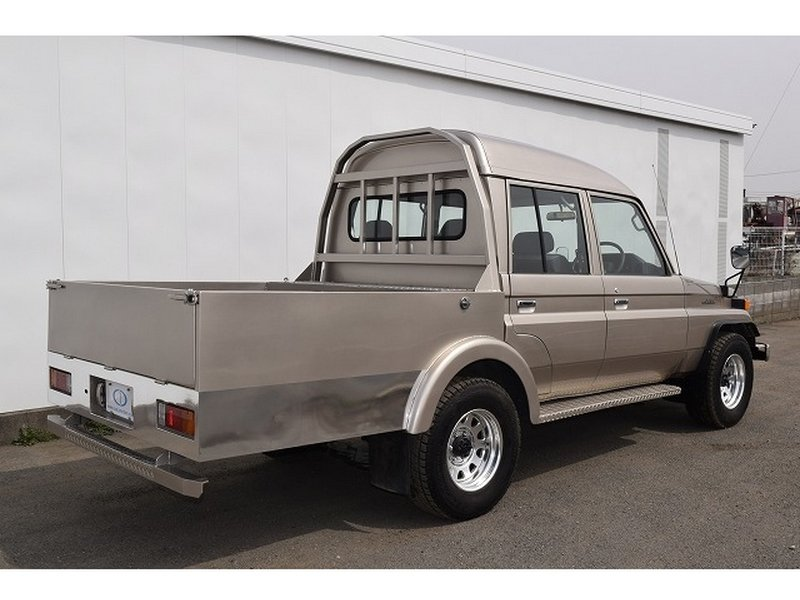 toyota land cruiser pick up 1997 used for sale. Black Bedroom Furniture Sets. Home Design Ideas