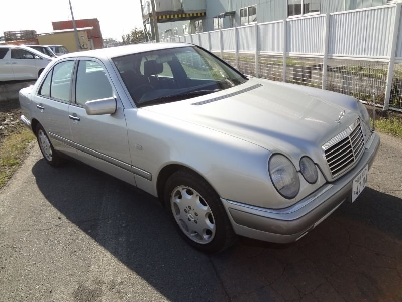 mercedes benz e320 1999 used for sale