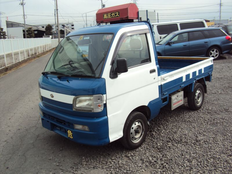 Daihatsu HIJET TRUCK Special, 2004, Used For Sale