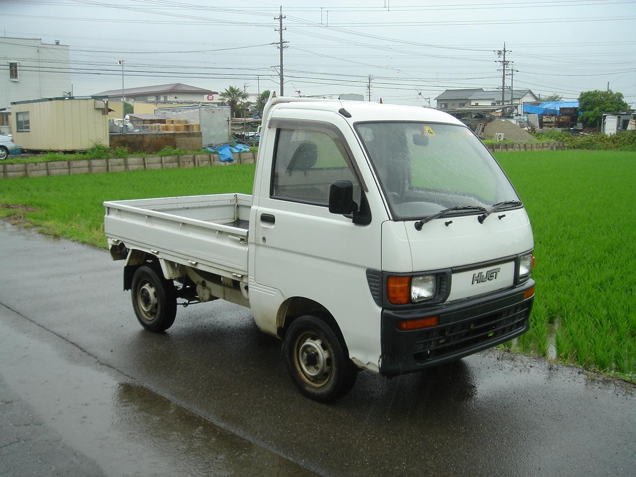 Daihatsu Hijet Truck 1995 Used For Sale