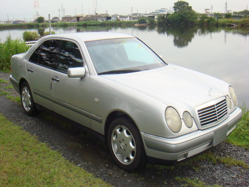 Mercedes benz e320 1996 used for sale 3200cc abs airbag for 1996 mercedes benz e320