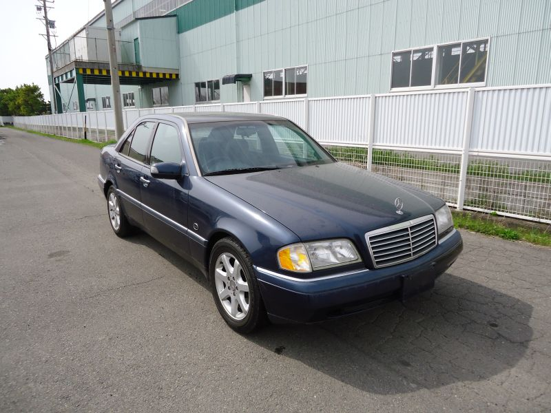 Mercedes benz c230 1997 used for sale for Mercedes benz c230