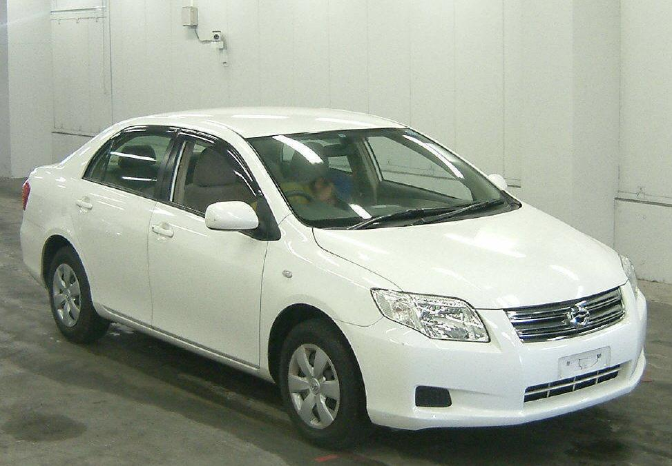 toyota corolla axio 2006 used for sale. Black Bedroom Furniture Sets. Home Design Ideas