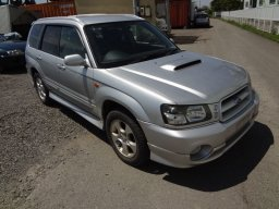 Subaru FORESTER used car
