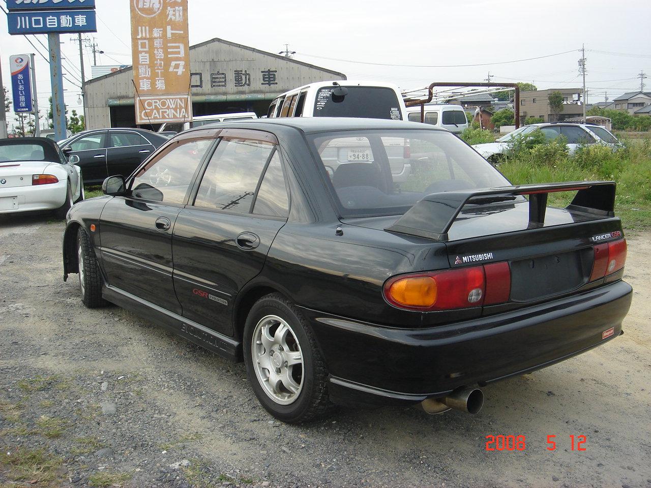 used mitsubishi lancer evolution cars for sale in auto. Black Bedroom Furniture Sets. Home Design Ideas