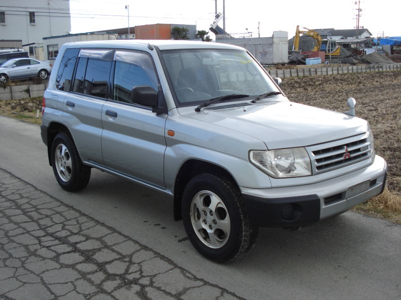 Mitsubishi Shogun Parts Warehouse >> Mitsubishi Pajero Io Mitsubishi Pajero Io Car Reviews .html | Autos Weblog