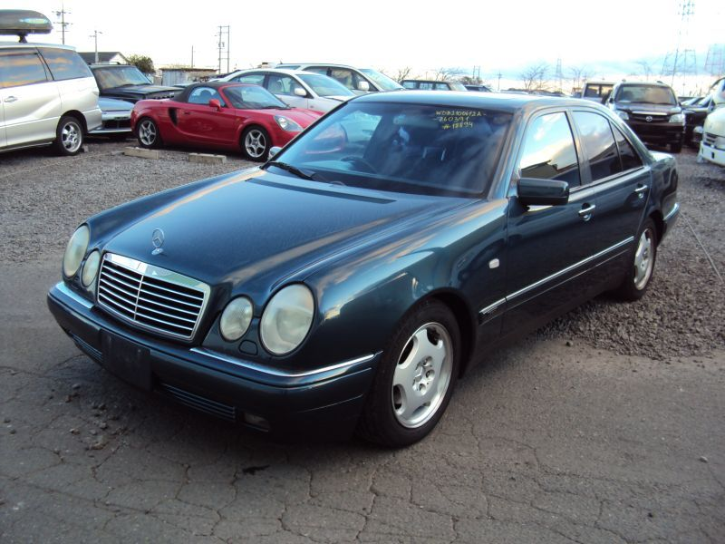 Mercedes benz e240 avantgarde limited 1998 used for sale for Mercedes benz usa price list
