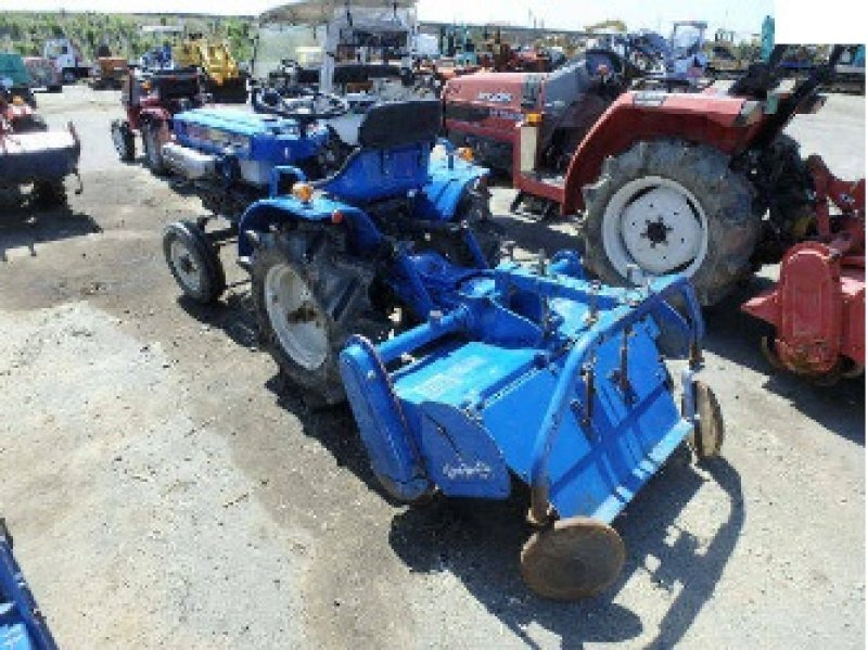 Iseki Tractor Salvage : Iseki tractor tx n a used for sale