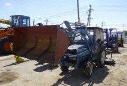 Iseki TRACTOR used car