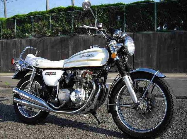Honda Cb550 Four  1975  Used For Sale