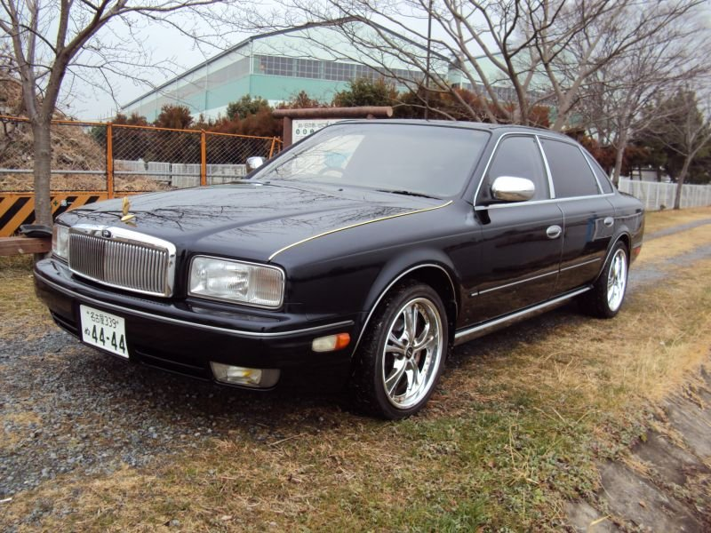 Used 1991 Nissan President For Sale Christiansburg Va