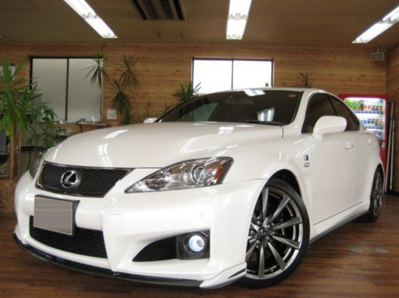 lexus is f 2010 used for sale. Black Bedroom Furniture Sets. Home Design Ideas