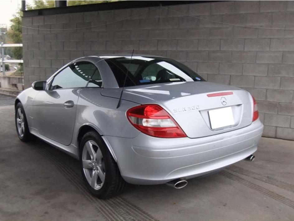 Mercedes benz slk 2006 used for sale convertable for Mercedes benz slk 2006