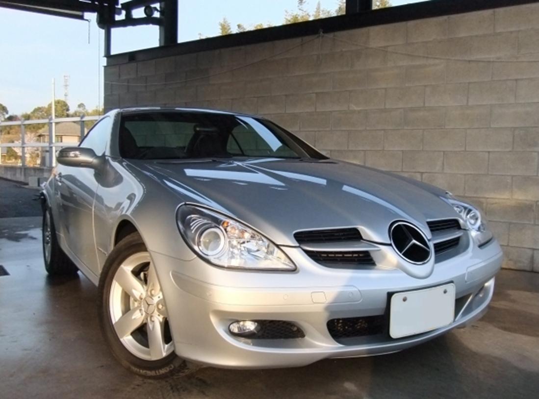 Mercedes Benz Slk 2006 Used For Sale Convertable