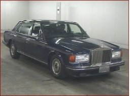 ROLLS-ROYCE SILVER SPUR II used car