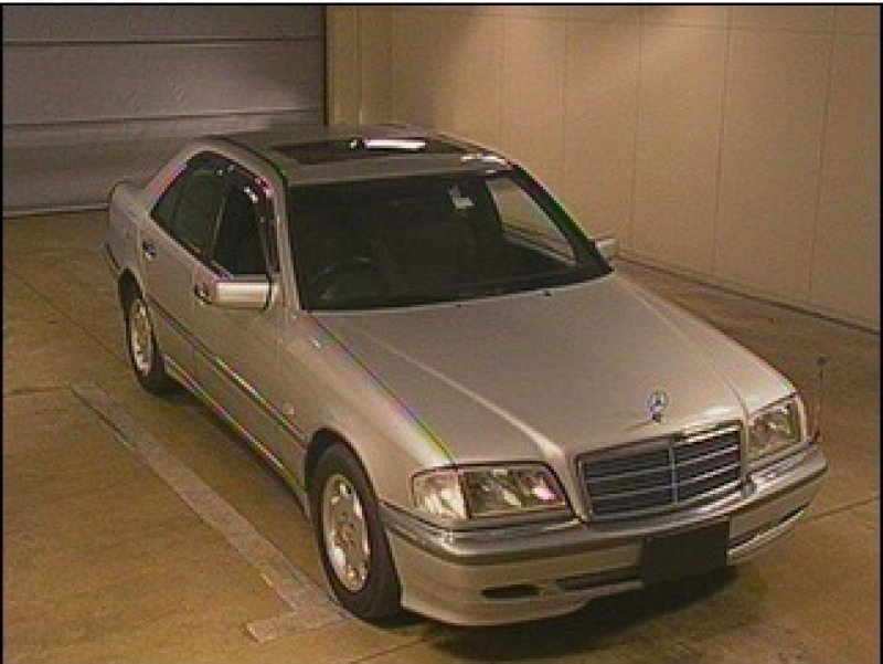Mercedes benz c240 1997 used for sale for Mercedes benz partners