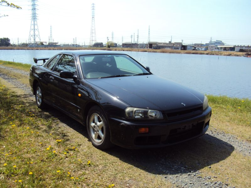 nissan skyline gt 2000 used for sale. Black Bedroom Furniture Sets. Home Design Ideas