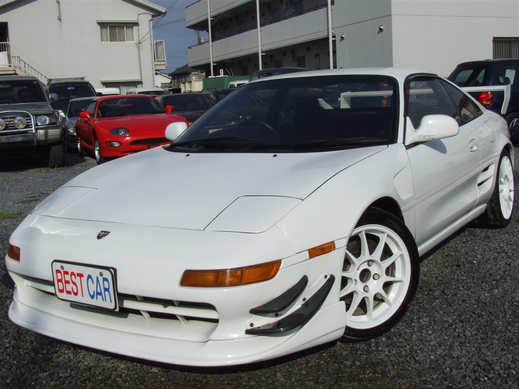 toyota mr2 g 1995 used for sale. Black Bedroom Furniture Sets. Home Design Ideas