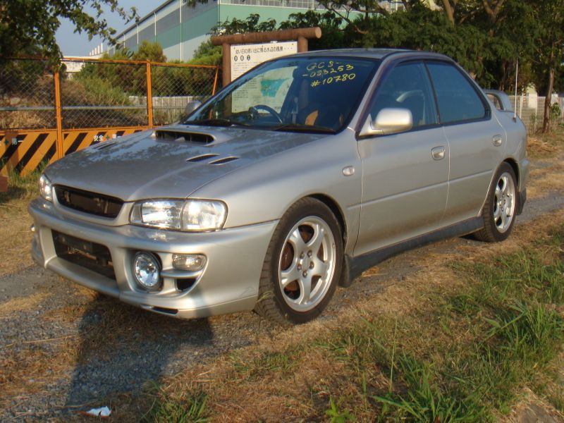 subaru impreza wrx 1999 used for sale. Black Bedroom Furniture Sets. Home Design Ideas