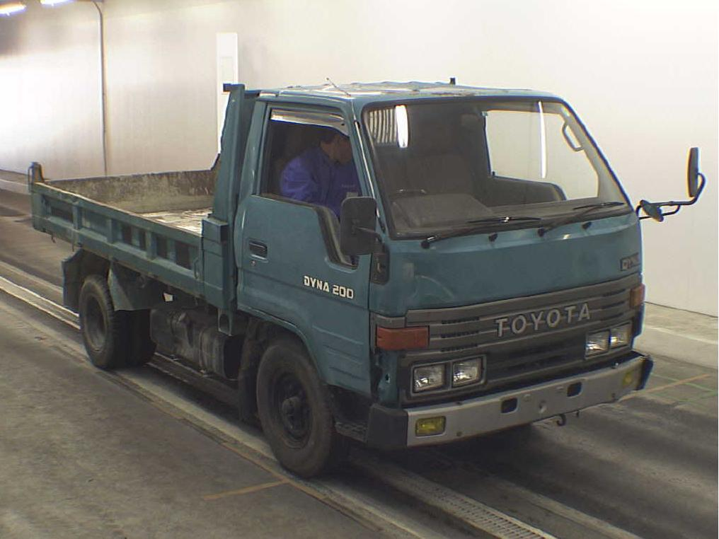 toyota dyna truck diesel mt truck 1989 used for sale. Black Bedroom Furniture Sets. Home Design Ideas