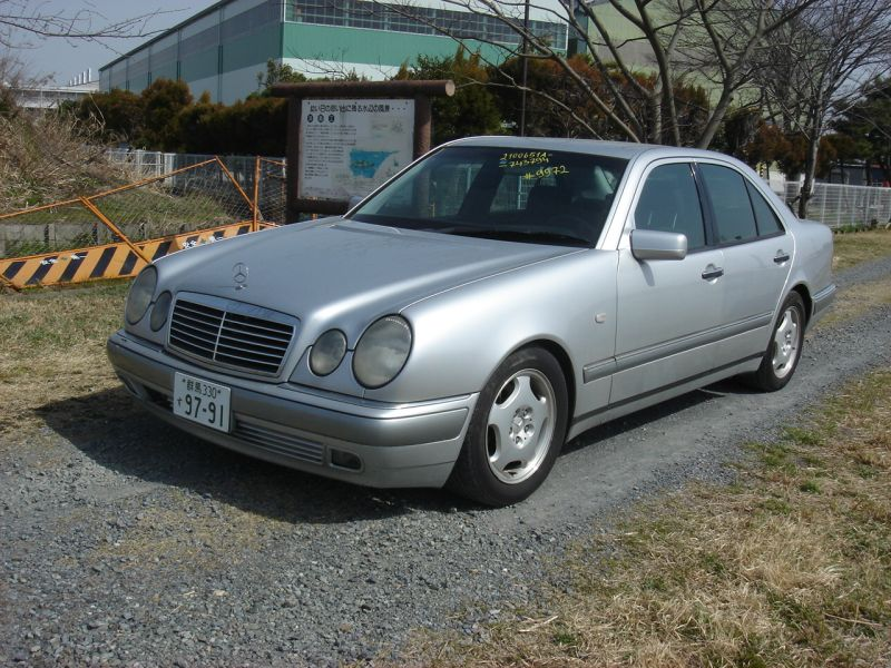 Mercedes benz e320 e320 1998 used for sale for Mercedes benz e320 service e