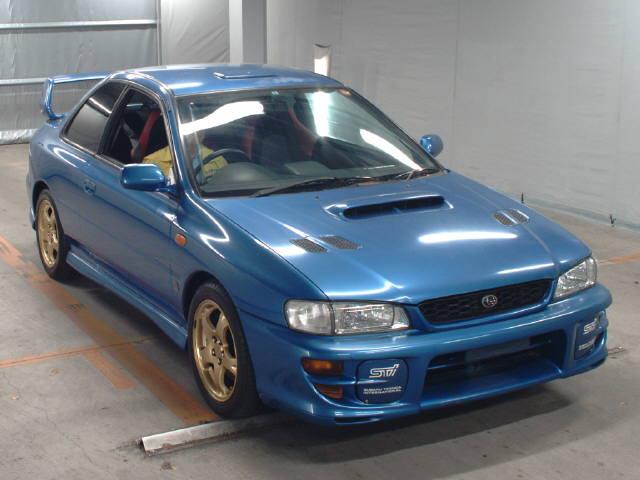 Subaru Impreza WRX WRX Type R STI Version 5 Limit, 1999 ...