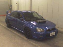 Subaru Impreza WRX Gallery