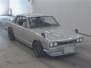 Nissan SKYLINE GT-R KPGC10 Hakosuka, 1972, used for sale