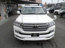 Used Toyota Land Cruiser