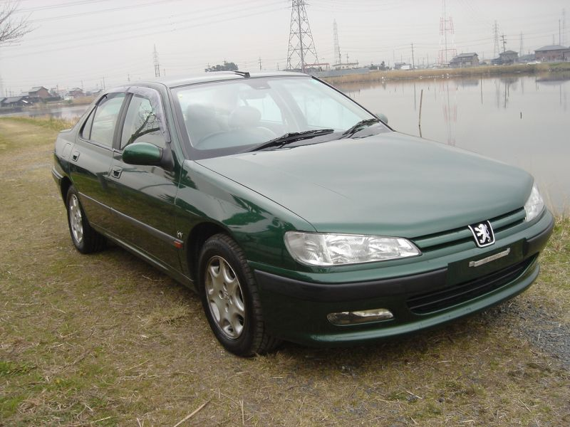 peugeot 406 3 0l v6 1998 used for sale. Black Bedroom Furniture Sets. Home Design Ideas