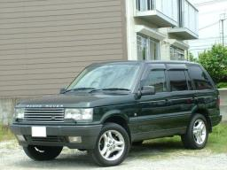Used Rover RANGE ROVER